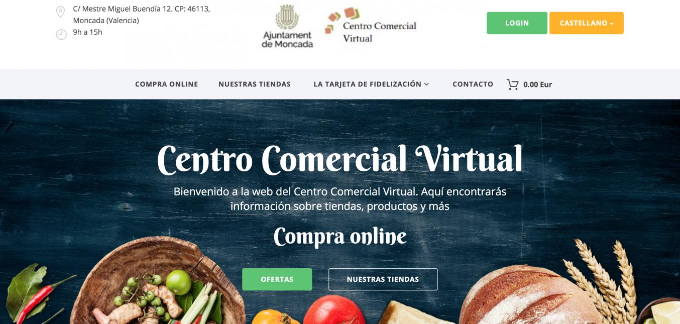 Presentamos: AFICWEB-Centro Comercial Virtual