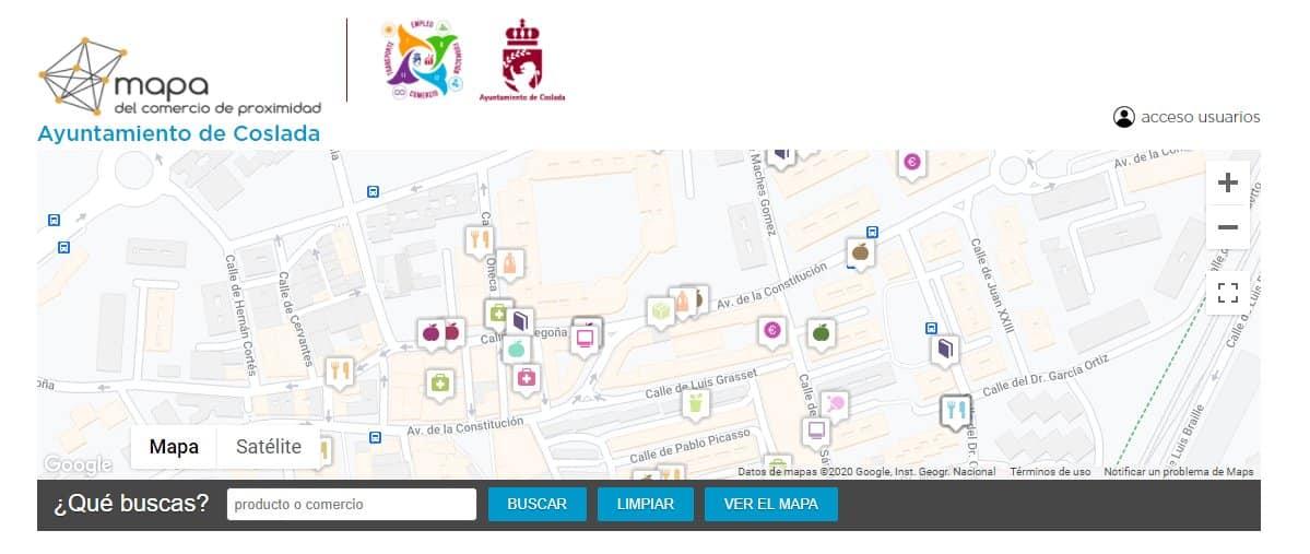 El Ayuntamiento de Coslada pone en marcha su 'Portal del Comerciante'