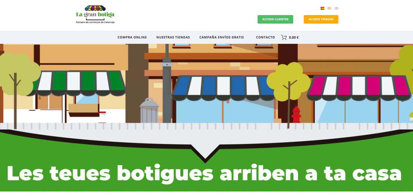 Los Ayuntamientos de Catarroja y Arganda del Rey ponen en marcha sus marketplace 'made in' Sernutec